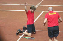 David Goffin a adus o victorie importanta Belgiei