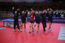 Romania, Regina Europei la tenis de masa (feminin)