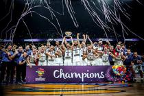 Slovenia, campioana europeana la baschet masculin