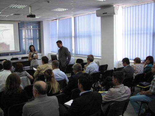Aspecte din cadrul workshop-ului
