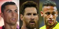 Ronaldo, Messi si Neymar