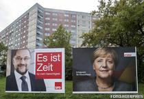 Merkel si Schulz