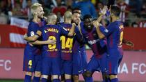 Barcelona, victorie cu Girona