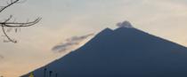 Vulcanul din Bali