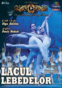 Baletul Lacul lebedelor, la Timisoara