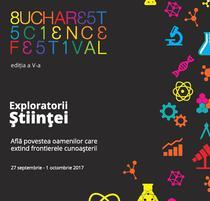 Afis Bucharest Science Festival