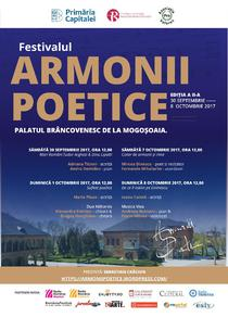 Festivalul 'Armonii poetice'