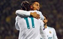 Bale si Ronaldo