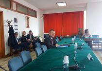 Adrian Dita, presedintele ANCOM, audiat in Parlament