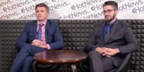 Ciprian Timofte si Sergiu Cretu in studiul HotNews