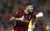 Cutrone, decisiv pentru AC Milan