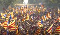 Catalanii, hotarati sa organizeze duminica referendumul de independenta