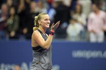 Petra Kvitova, in sferturi la US Open