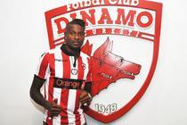 Bokila, noul jucator al lui Dinamo