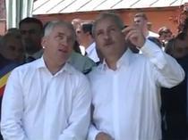 Adrian Tutuianu si Liviu Dragnea