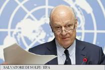 Mediatorul pentru pace al ONU, Staffan de Mistura