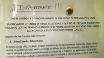 Nota xenofoba atribuita McDonald's