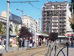 Statie tramvai Sf. Gheorghe