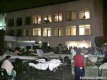 Un spital evacuat in Mexic de teama cutremurului