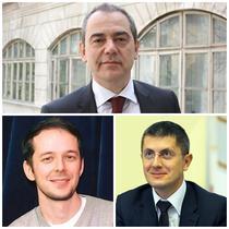 Alexandrescu, Seidler si Barna, in cursa pentru sefia USR