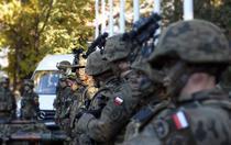 Militarii NATO din Brigada Multinationala de la Craiova