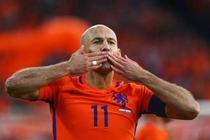 Arjen Robben spune adio nationalei Olandei