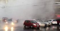 Conducta de apa calda sparta in Bucuresti