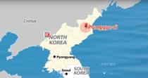 Regiunea in care Coreea de Nord isi face testele nucleare, instabila