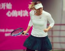 Maria Sharapova, la Tianjin