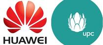 Huawei si UPC