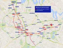 Restrictii circulatie maraton