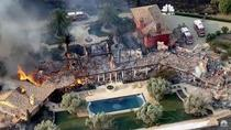 Incendii devastatoare in California