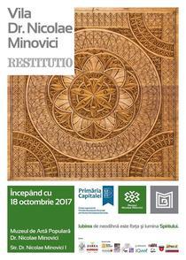 Expozitie: Vila dr. Nicolae Minovici: Restitutio