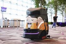 Robot de curat pardoseli