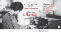 Eveniment dedicat Clarei Haskil