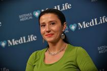 Ruxandra Sersa, psiholog clinician, psihoterapeut in centrul MindCare