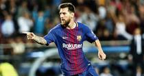 Lionel Messi, inca un gol pentru Barcelona