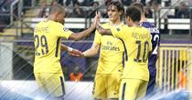 PSG, victorie categorica cu Anderlecht