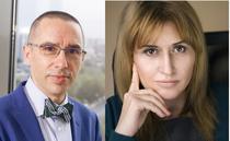 Dan Dascalu si Mihaela Mitroi