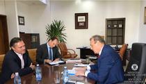 Intalnire intre oficiali ai Fondului Proprietatea si Ministrul Comunicatiilor