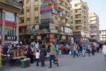 Little Damascus, un centru al sirienilor nu foarte departe de Cairo