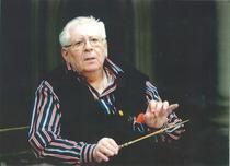 Dirijorul Ilarion Ionescu Galati