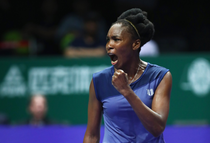 Venus Williams, la Turneul Campioanelor