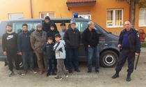 Migranti opriti la frontiera cu Serbia
