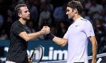 Federer si Mannarino
