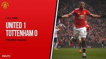 Martial, gol de trei puncte pentru United