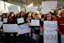 Protest in Franta