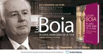 Lansare de carte Lucian Boia
