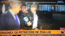 Antena 3, atac la Dragnea