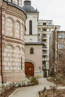 Manastirea Mihai Voda © Anton Roland Laub